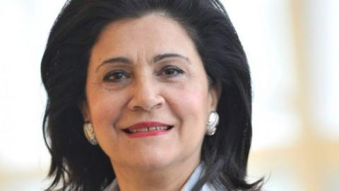 Στη Λευκάδα η υποψήφια για την ΠΙΝ Ρόδη Κράτσα