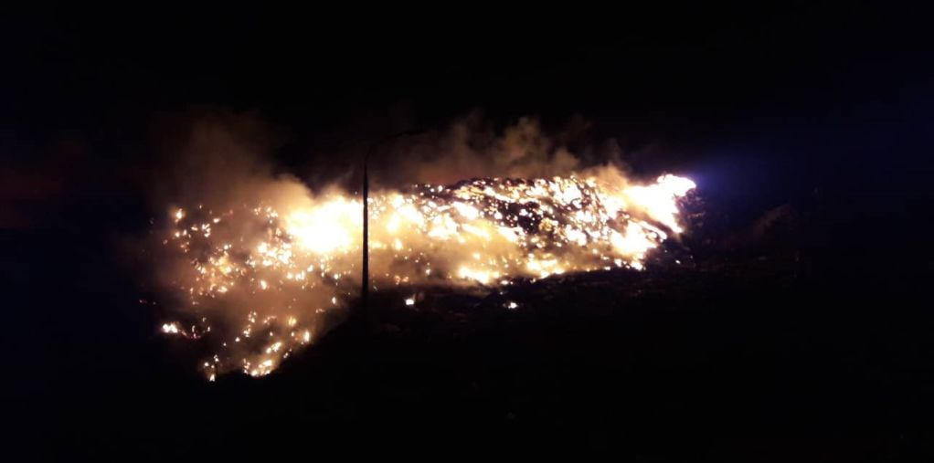 Η Παράταξη «Μαζί για τη Λευκάδα μας» για την πυρκαγιά