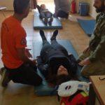 Εκπαίδευση για φυσικές καταστροφές στον Σύλλ. Καρσάνων