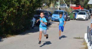 Ο Γυμναστικός Σύλλογος Λευκάδας στον Lefkas Trail Run