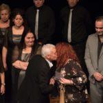 Καταχειροκροτήθηκε η χορωδία του Ορφέα στη Λαμία