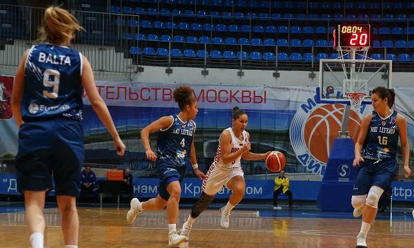 Βαριά ήττα της Νίκης στη Μόσχα