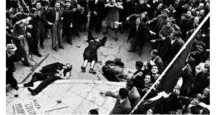 Ο ματωμένος Δεκέμβρης του 1944