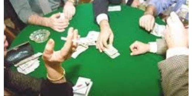 Συνελήφθησαν τέσσερις στη Λευκάδα για χαρτοπαιξία