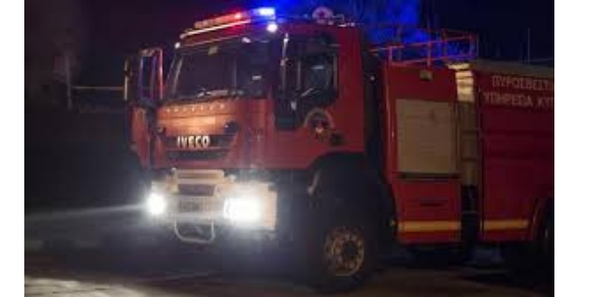 Καμινάδα κινητοποιεί την Πυροσβεστική στη Λευκάδα