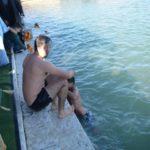 Ο Αγιασμός των υδάτων στην Λευκάδα