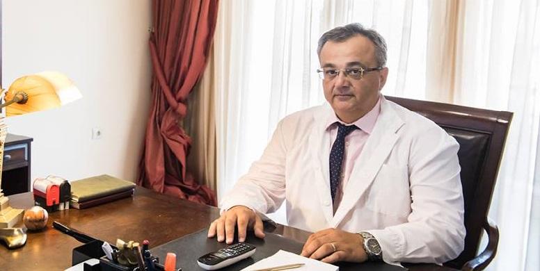 Ο γιατρός Γιώργος Παρασκευάς στην «Κοινωνία Πολιτών»