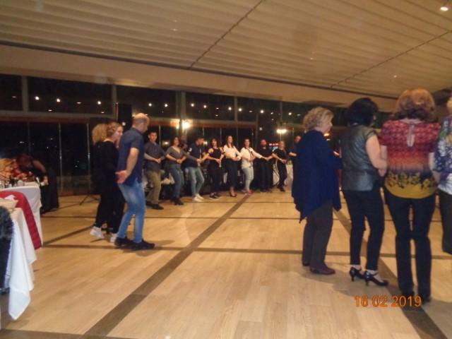 Βραδιά ξέφρενου χορού από το στέκι πολιτισμού ΑΓΕΡΜΟΣ