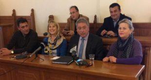 6 υποψηφίους του στη Ζάκυνθο παρουσίασε ο Σ. Σπύρου