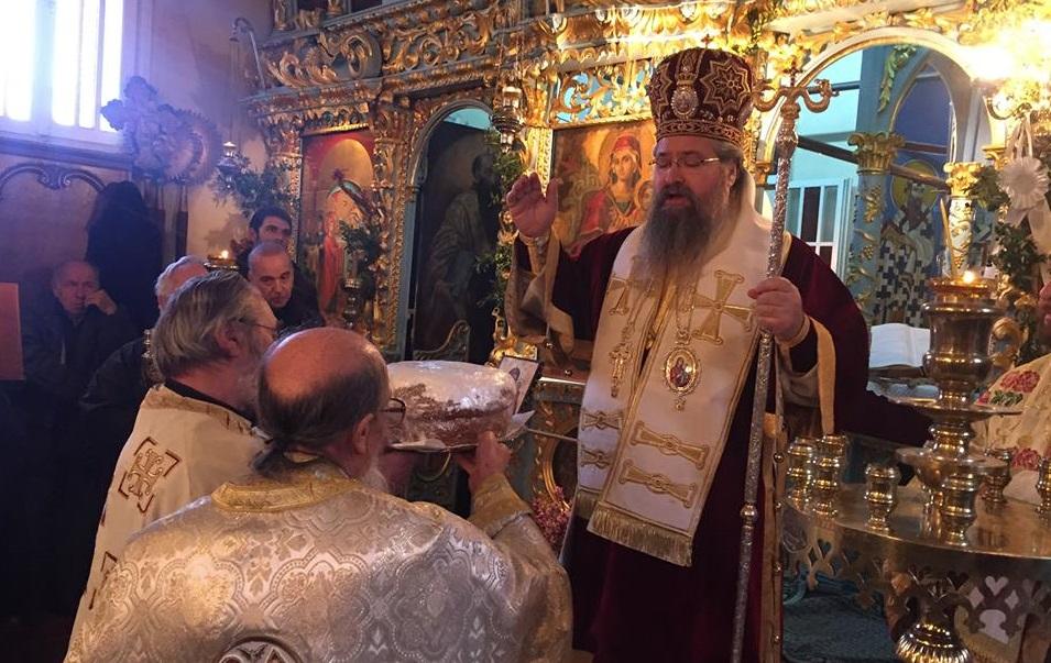 Οι Δραγανίτες γιορτάζουν την Υπαπαντή του Κυρίου