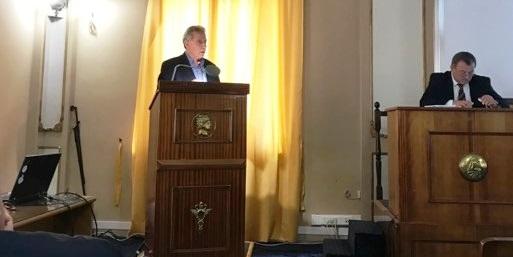 Τοποθέτηση του Σ. Σπύρου για τον απολογισμό ΠΙΝ 2018