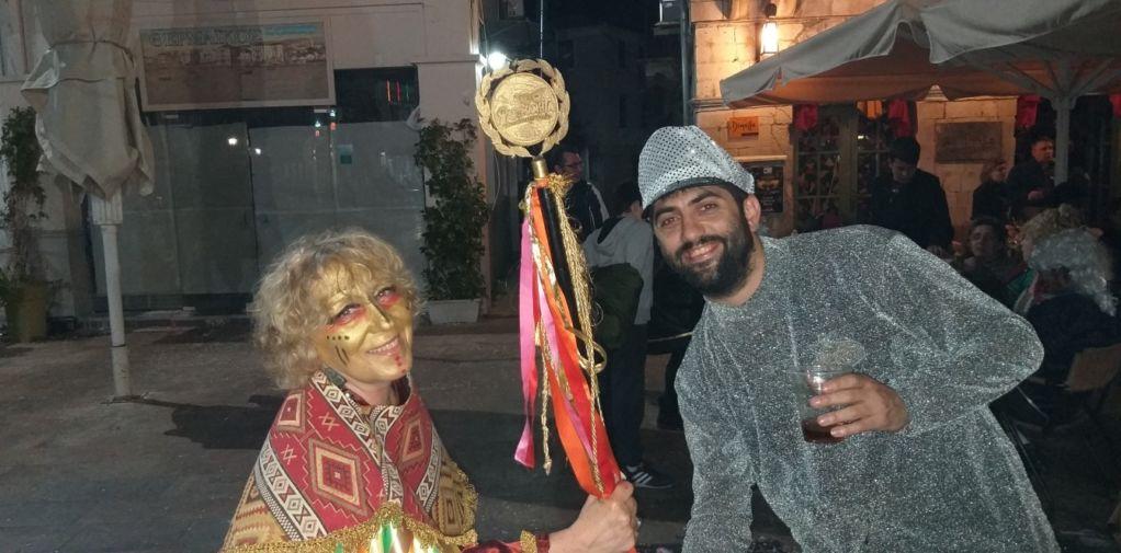 Στο πεζό «Άνθρωποι του Ήλιου» πήγε η Καρναβαλική Ράβδος