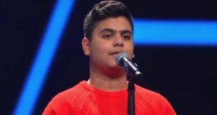 Ο 15χρονος Έλληνας που αποθεώθηκε στο γερμανικό Voice