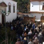 Η Κυριακή της Ορθοδοξίας στην Ι. Μονή της Φανερωμένης