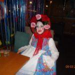 Στιγμιότυπα απ΄τη βραδιά γυναικείας μασκαράτας