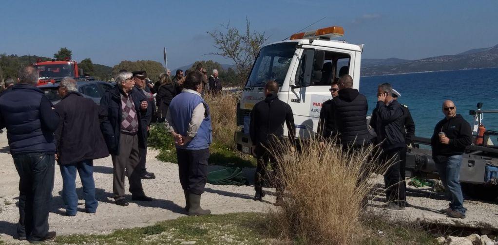 Τραγικό φινάλε για τον αγνοούμενο Λάμπρο Νταλαπέρα
