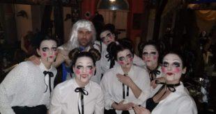 Με πολύ κέφι έγινε το ετήσιο μασκέ πάρτυ του Ευκλέα