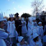 Στιγμιότυπα πριν και μετά της Καρναβαλικής Παρέλασης