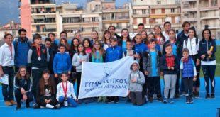 Διακρίσεις του Γυμναστικού Συλλόγου στα Ιωάννινα