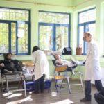 Η εθελοντική αιμοδοσία στο Δημοτικό Σχολείο Νυδριού