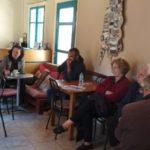 Περιοδεία του «Διαύλου» στον π. Δήμο Καρυάς