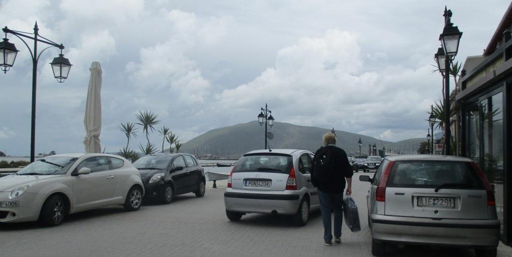 Ρύθμιση κυκλοφορίας στην παραλιακή οδό Α. Σικελιανού