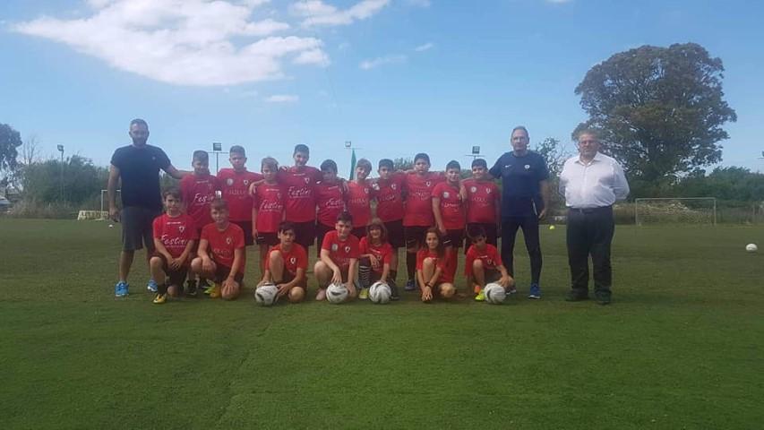 Πανλευκάδιος Ατρόμητος Αθηνών Soccer School