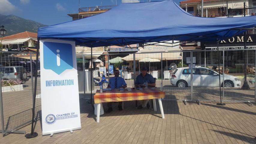 Αφίξεις του νέου κρουαζιεροπλοίου στη Λευκάδα