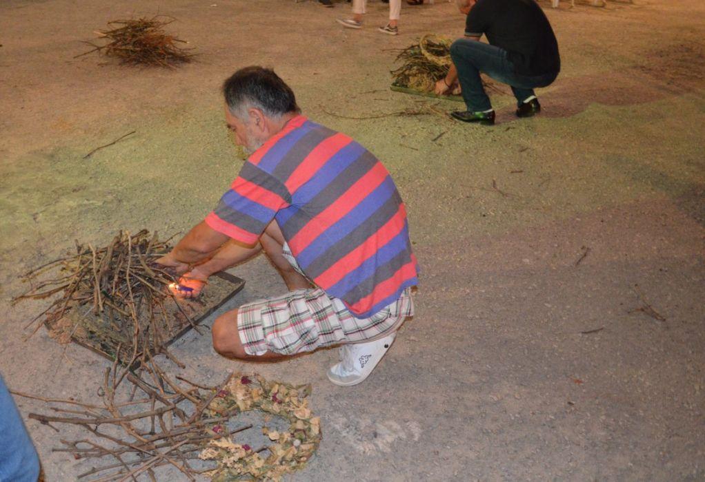 Του Άη Γιαννιού τα λάμπαρδα στο Πινακοχώρι