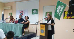Η παρουσίαση των υποψηφίων βουλευτών του ΚΙΝΑΛ