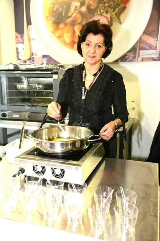 Η πικρία της Όλγας για το 6ο Φεστιβάλ Γαστρονομίας