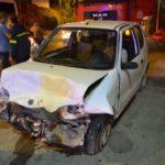 Τροχαίο με 4 αυτοκίνητα και 3 τραυματίες στο Καλιγώνι