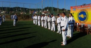 5 Αθλητές του Ευκλέα στο summer camp στην Πρέβεζα