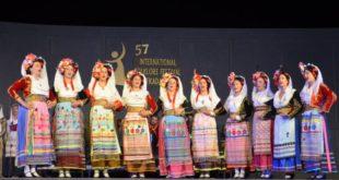 57ο Φεστιβάλ Φολκλόρ: Κυριαρχία του ΟΡΦΕΑ στο πατάρι