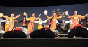 Τα χορευτικά Σερβίας & Ρωσίας (Γιακουτίας) την Πέμπτη