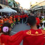 Τα ξένα συγκροτήματα στην παρέλαση του 57ου Φεστιβάλ