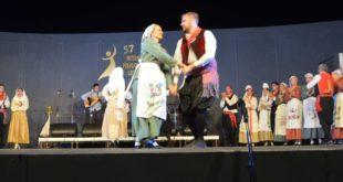 57ο Φεστιβάλ Φολκλόρ: Ο Πήγασος χορεύει Κυκλάδες