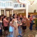 Οι Νιοχωρίτες γιόρτασαν στην Παναγία τους