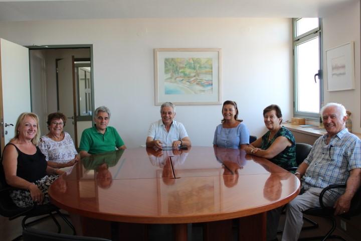Συνάντηση Δημάρχου με ομογενείς της Αυστραλίας