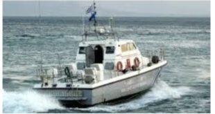 Βυθίστηκε σκάφος στην παραλία «Μύλος» του Αη Νικήτα