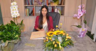 Εγκαίνια στο γραφείο της διαιτολόγου Κωνσταντίνας Γουρζή