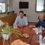Η παράδοση παραλαβή στον Δήμο Λευκάδας