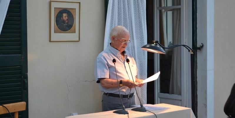 Συλλυπητήριο μήνυμα του Θέαλος για τον Δημήτρη Σκλαβενίτη