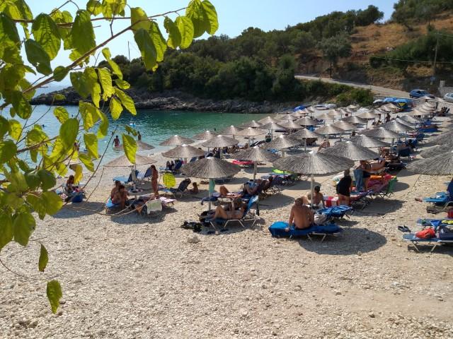 Αμμούσω: Η πανέμορφη παραλία με τα λιγότερα προβλήματα