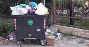 Απεργία του σωματείου των εργαζομένων στην καθαριότητα