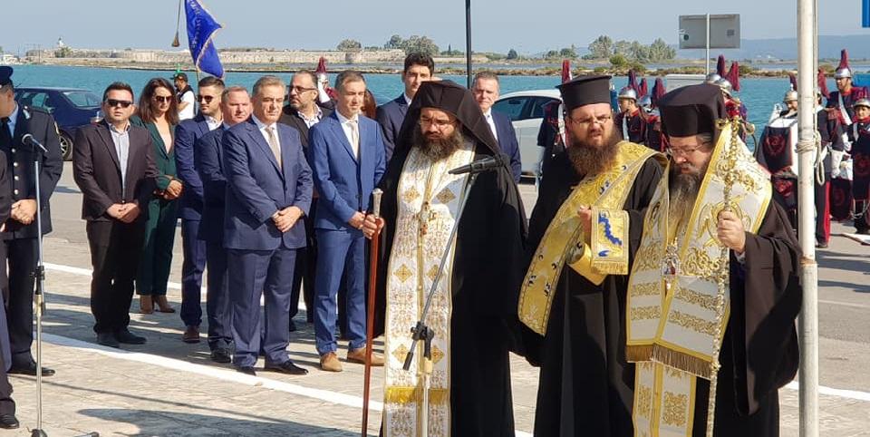 Ο εορτασμός της Εθνικής Επετείου στην Λευκάδα