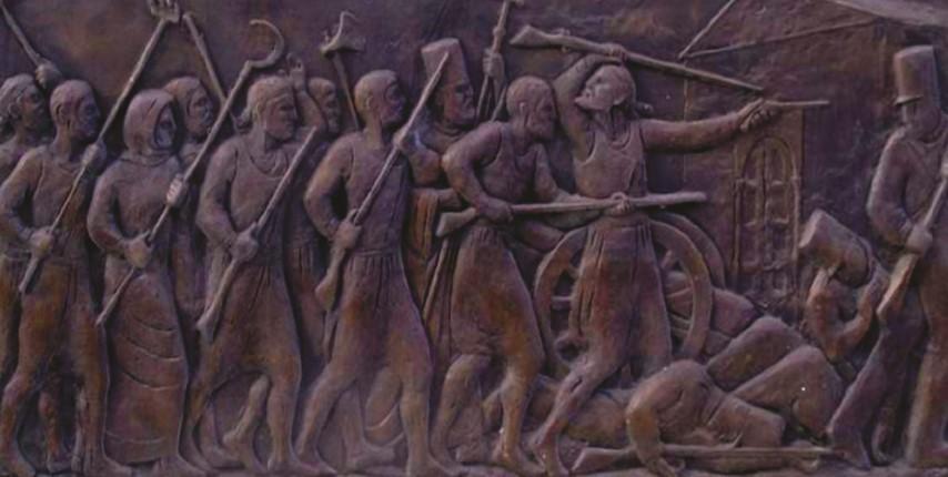 Εκδηλώσεις για τα 200 χρόνια απ΄ την εξέγερση των χωρικών