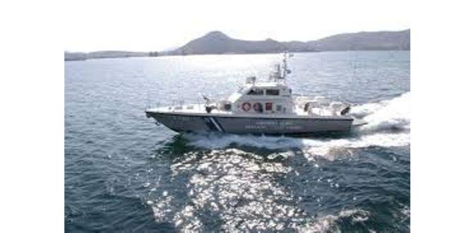 Σκάφος «έκανε νερά» στην περιοχή Λιψόπυργος Βασιλικής