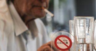 200 Ευρώ πρόστιμο στους παραβάτες καπνιστές