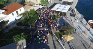 Οι προετοιμασίες για τον αγώνα Lefkas Trail Run 2019